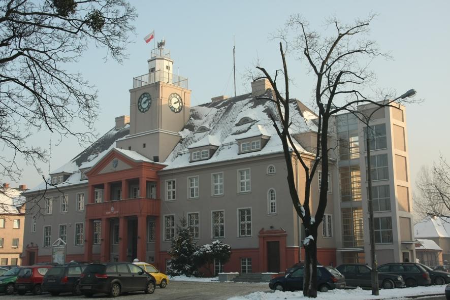 Budynek Starostwa Powiatowego przy Placu Wolności 13