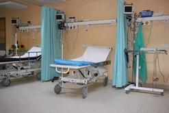 Nowe pomieszczenia kozielskiego szpitala - przestronne i wygodne dla pacjentów i personelu, wyposażone w najnowocześniejszy sprzęt medyczny