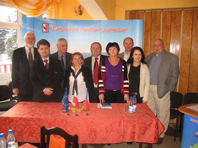 Uczestnicy seminarium z różnych stron Polski