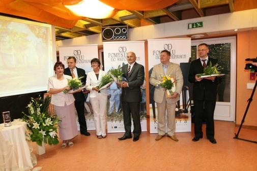 Wyróżnieni podczas Gali Partnerstwa w Euroregionie Pradziad