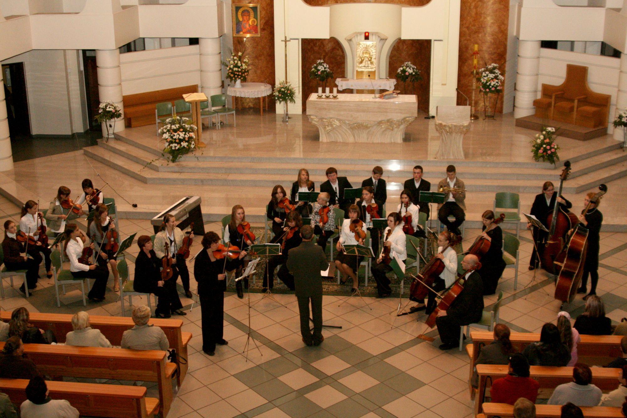 Kędzierzyńska Filharmonia Młodych i Daria Urlik