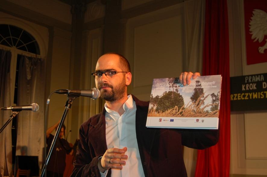 Prezentacja albumu wydanego przez Starostwo Powiatowe