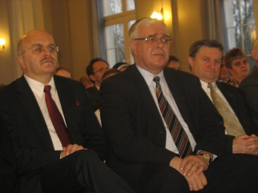 W uroczystości wziął udział m.in. Wicewojewoda Opolski Antoni Jastrzembski