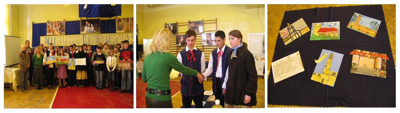 Podczas Wojewódzkiego Konkursu Wiedzy o Śląsku