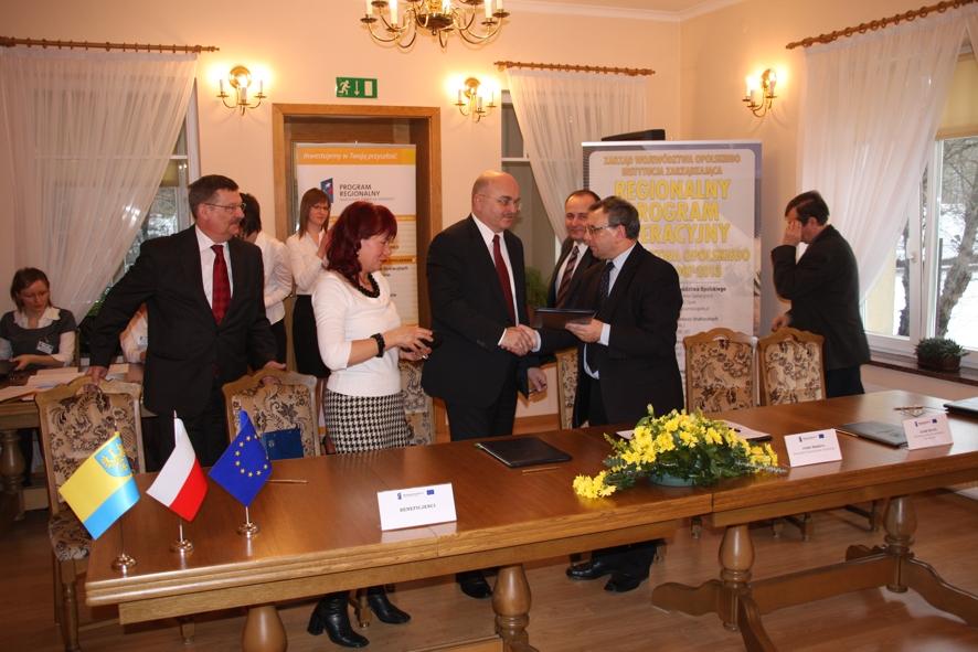 Po podpisaniu umowy