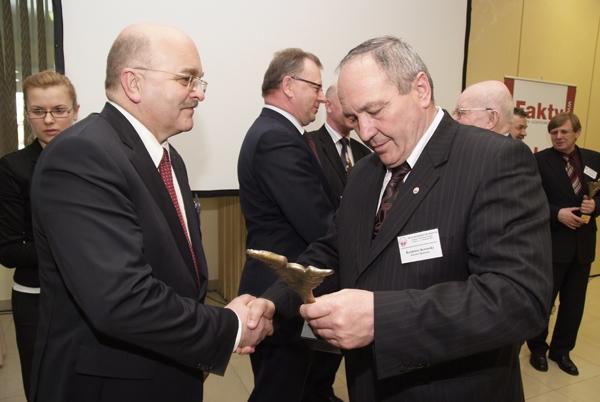 Gratulacje od Prezesa Związku Powiatów Polskich