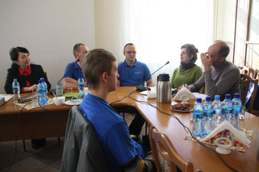 Grecka opiekunka opowiada o swoich uczestnikach