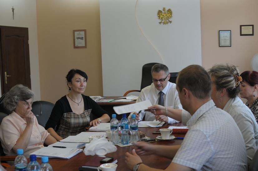 Nowy Zarząd Powiatu Kędzierzyńsko - Kozielskiego rozpoczął prace