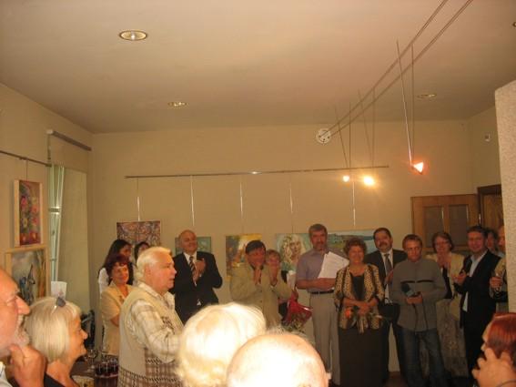 Wystawa jest eksponowana w Domu Kultury w Koźlu. Wkrótce też w MBP w Kędzierzynie