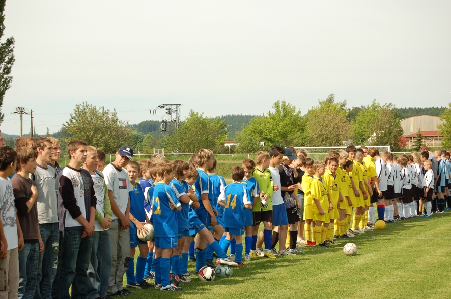 Rozpoczęcie turnieju w Svetlej Horze