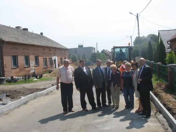 Stefan Wałach, Jerzy Pałys, Marek Matczak, Andrzej Krebs, Zofia Pokorska, Danuta Wróbel i Józef Gisman
