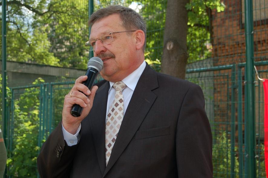Turniej zakończył i podsumował Wicestarosta Marek Matczak