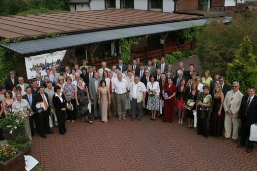Goście z Czech i Polski podczas Gali Partnerstwa w Euroregionie Pradziad