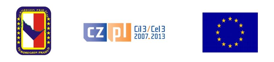 Zestaw logosów cel III CZ-PL